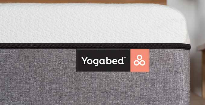 Yogabed Mattress Tag